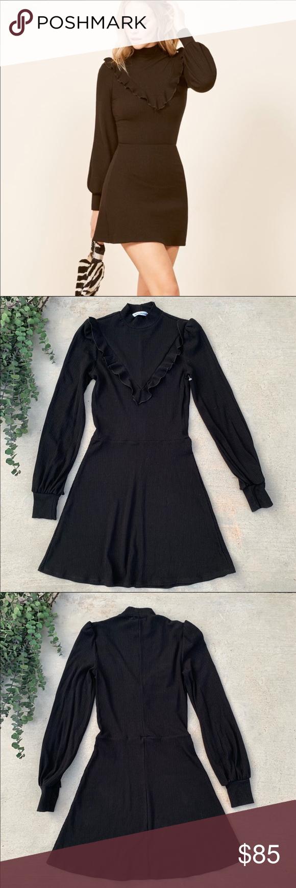 Reformation Chapel Dress  Dresses Fashion Reformation Dress