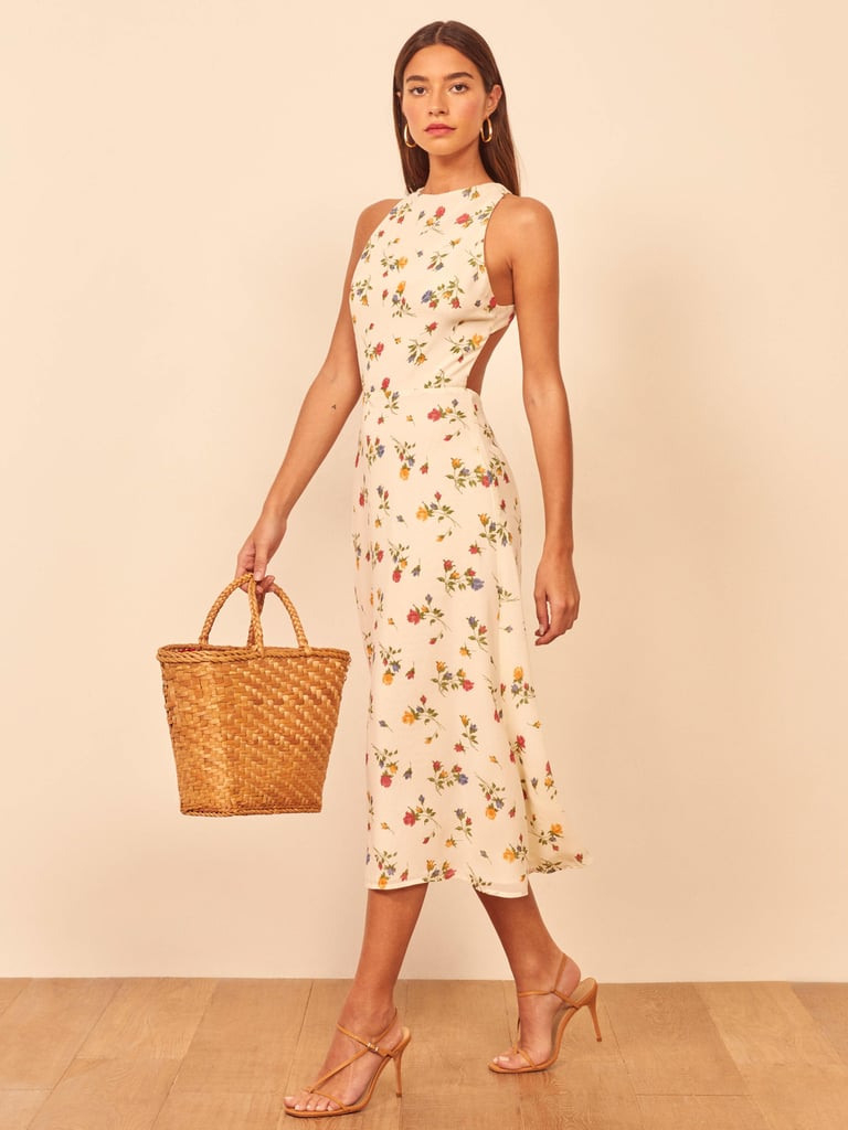 Reformation Harleen Dress  Best Reformation Clothes And
