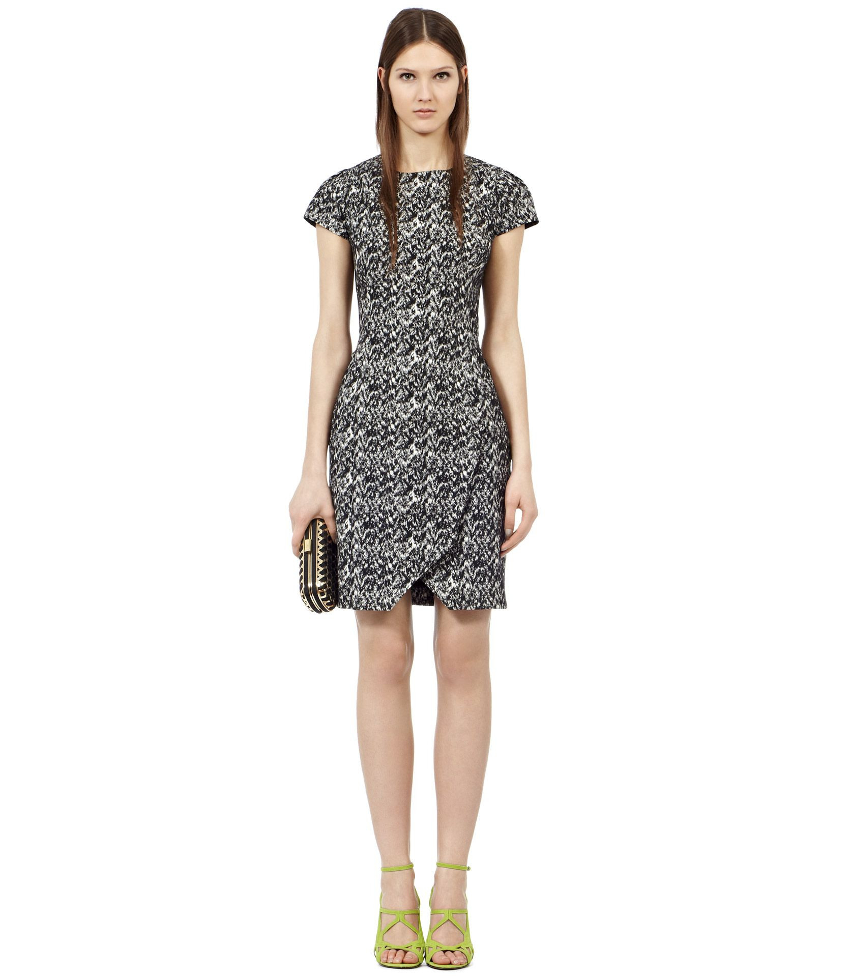 Reiss Karita Dresses With Images  Puff Sleeve Dresses