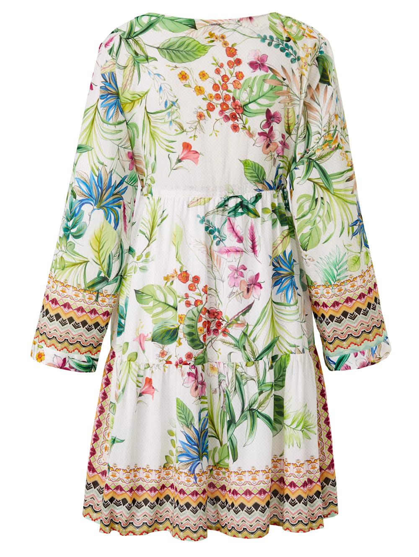 Replay Kleid Impressionen Abendkleid