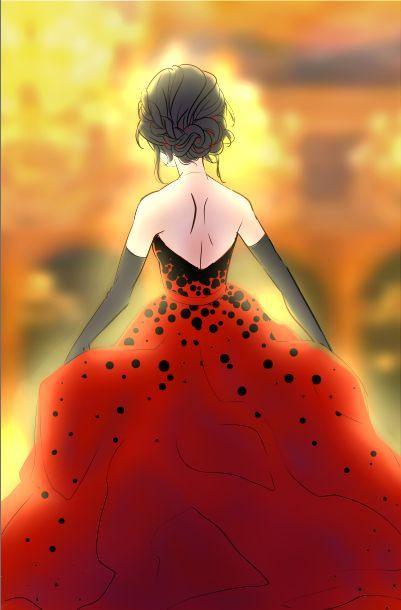 Resultado De Imagen Para Miraculous Ladybug Ball Gown