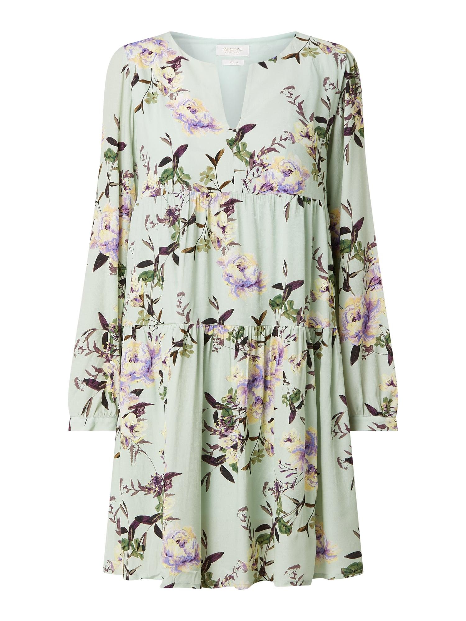 Rich  Royal Kleid Aus Viskose In Grün Online Kaufen