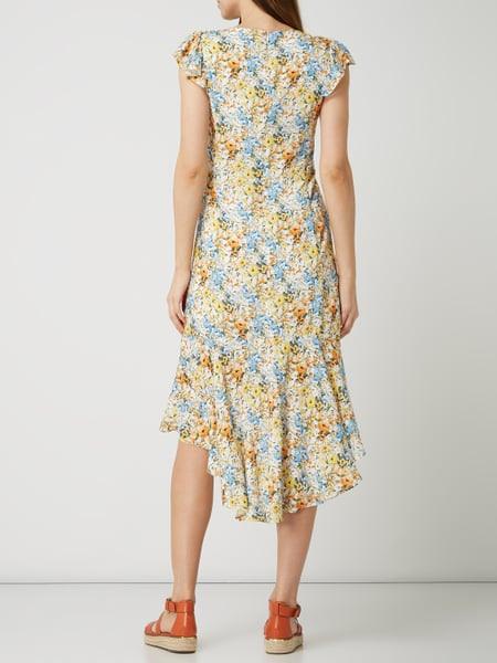 Rich  Royal Kleid Mit Floralem Muster In Weiß Online