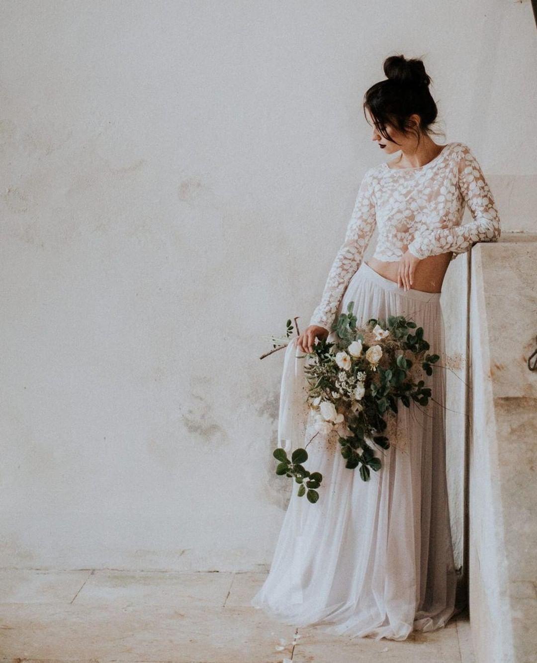 Richtig Stylishe Bräute Tragen Zu Ihrer Hochzeit Jetzt