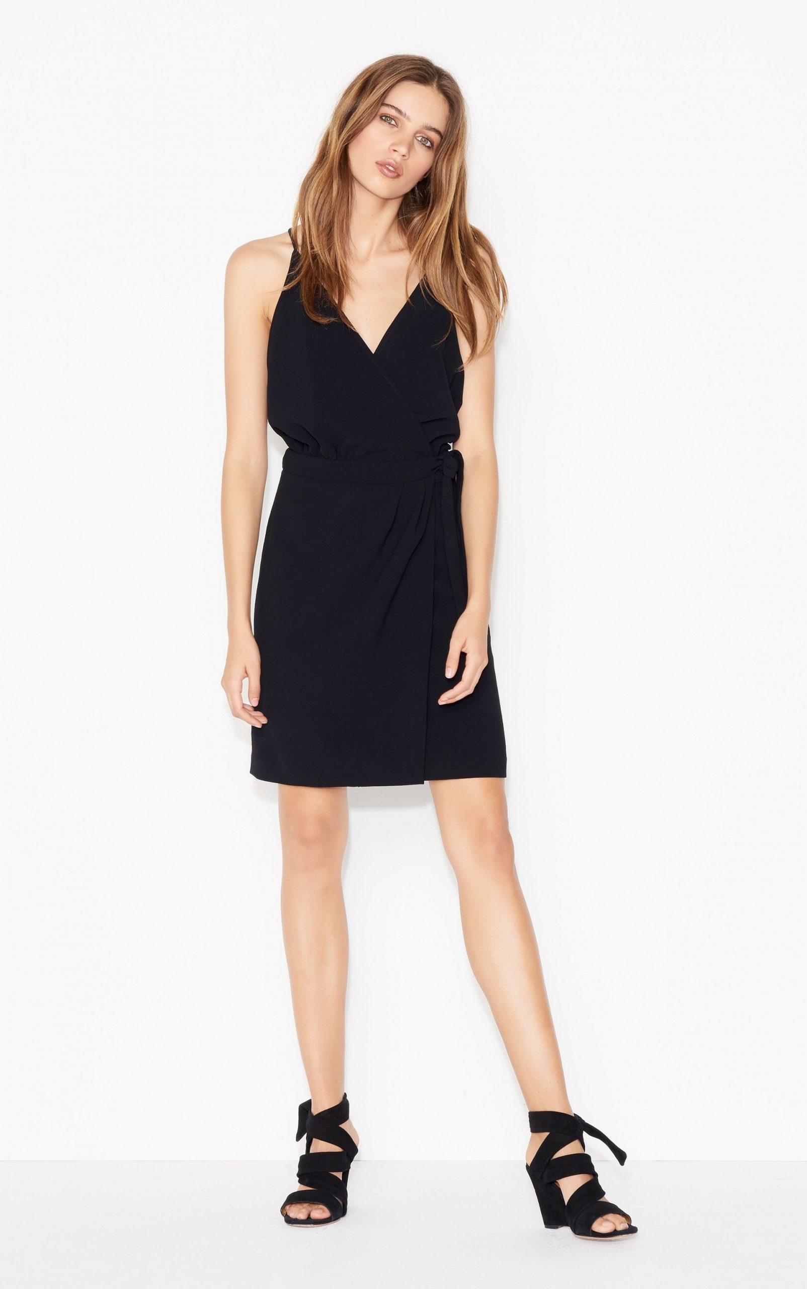 Robe Justine  Schwarzes Kleid Das Kleine Schwarze Kleider