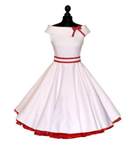 Rockabilly Hochzeitskleid  Pinupfashionde