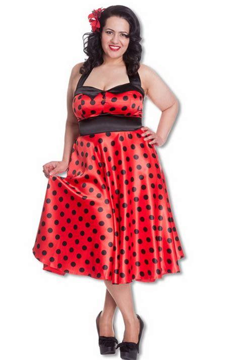 Rockabilly Kleid Große Größen — Rockabilly Kleider
