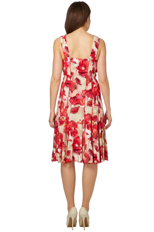Roman Originals Damen Blumenmuster Panel Kleid  Ebay
