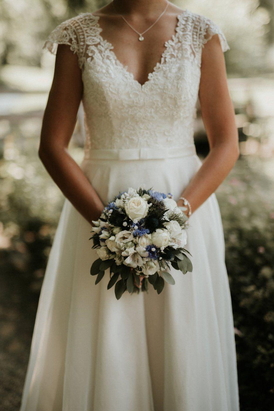 Romantisches Brautkleid Ladybird Mit Spitze