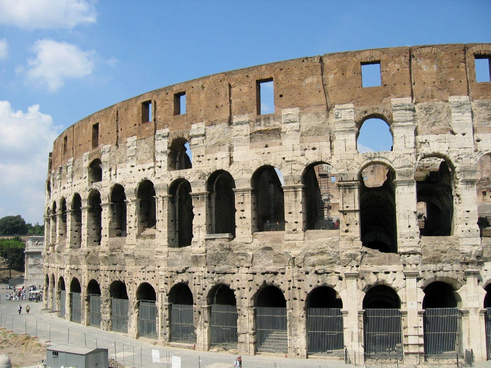 Rome Italy  Rome Rome Italy Colosseum