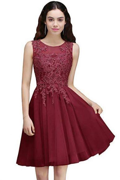 Chiffon Kleid Rosa Knielang Archives Abendkleid