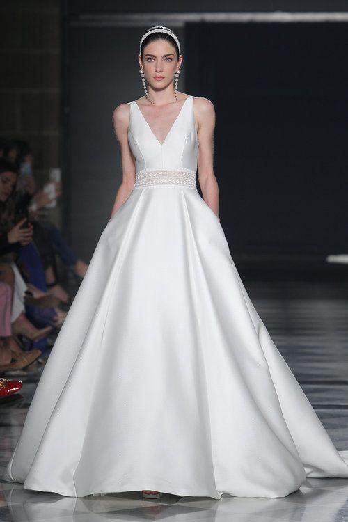 Rosa Clará Brautkleider 2020 Anspruchsvolle Designs In
