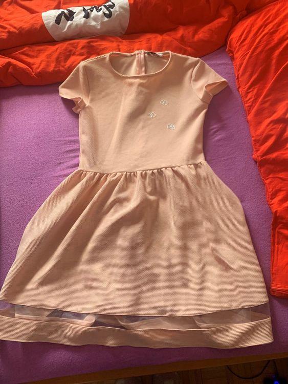 Rosa Kleid Mit Details  Kaufen Auf Ricardo
