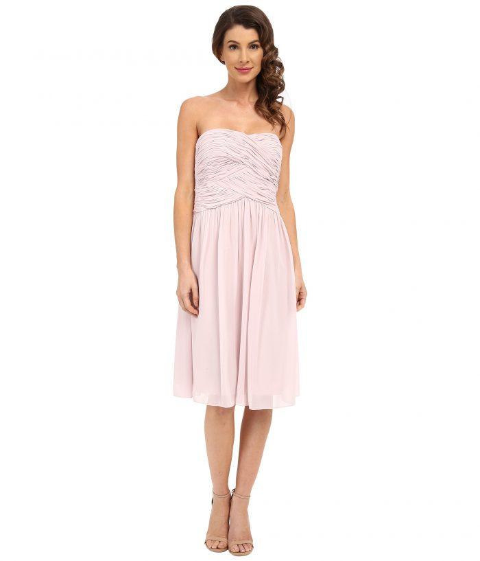 Rosa Kleider Für Abschlussball  Frauen Mode