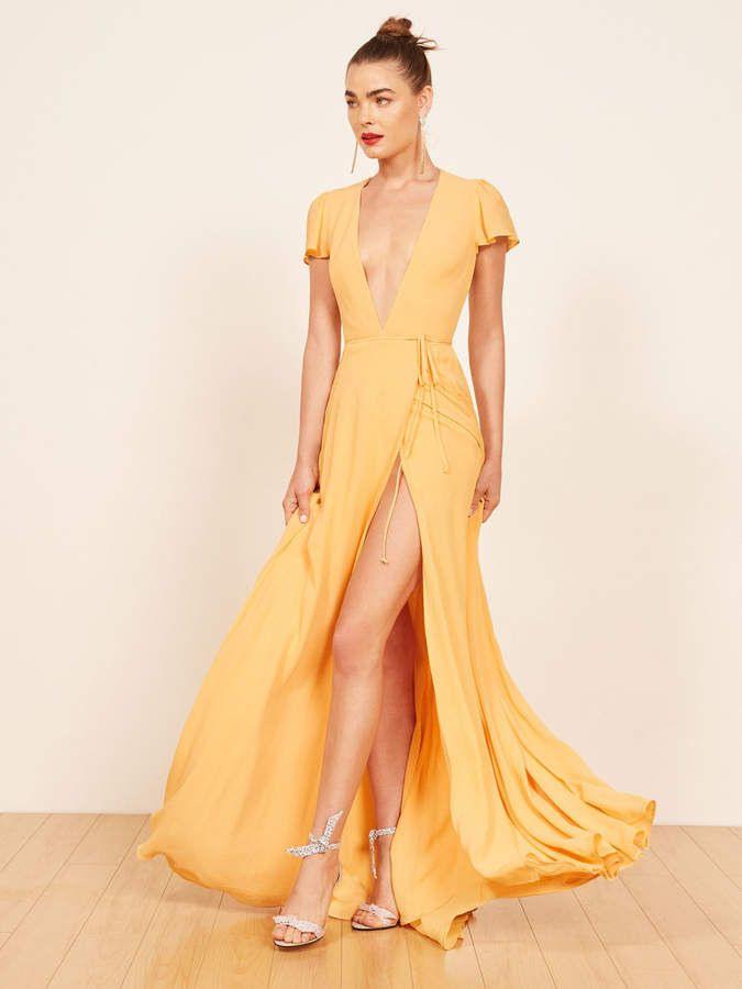 Rosey Dress  Langes Cocktailkleid Schöne Kleider Kleider
