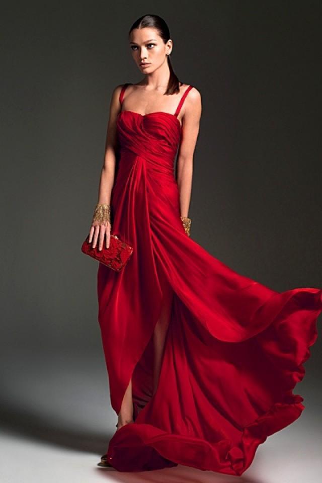 Rote Hochzeits  Kleider  Hinreißend Reds 2108435