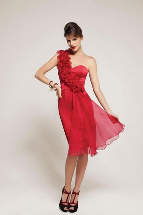 Rote Kleider Hochzeit