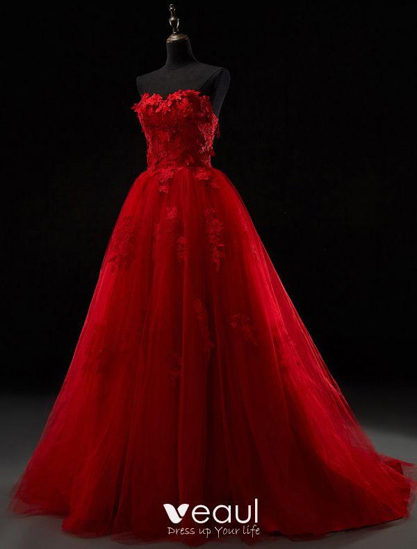 Rotes Hochzeitskleid  Blogpati