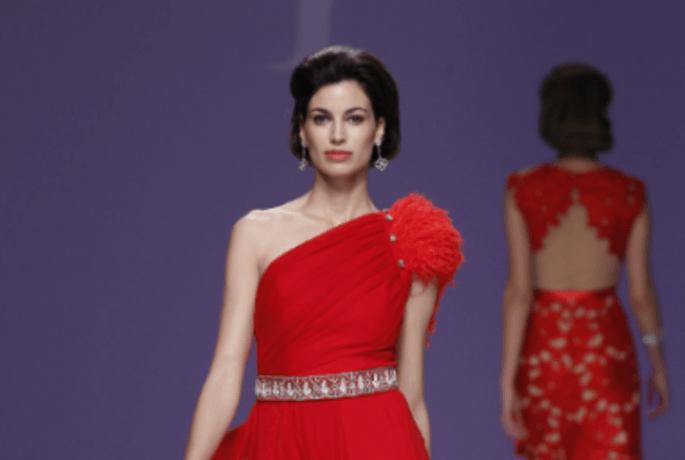 Rotes Kleid Auf Hochzeit  Frauen Rotes Kleid Hochzeit