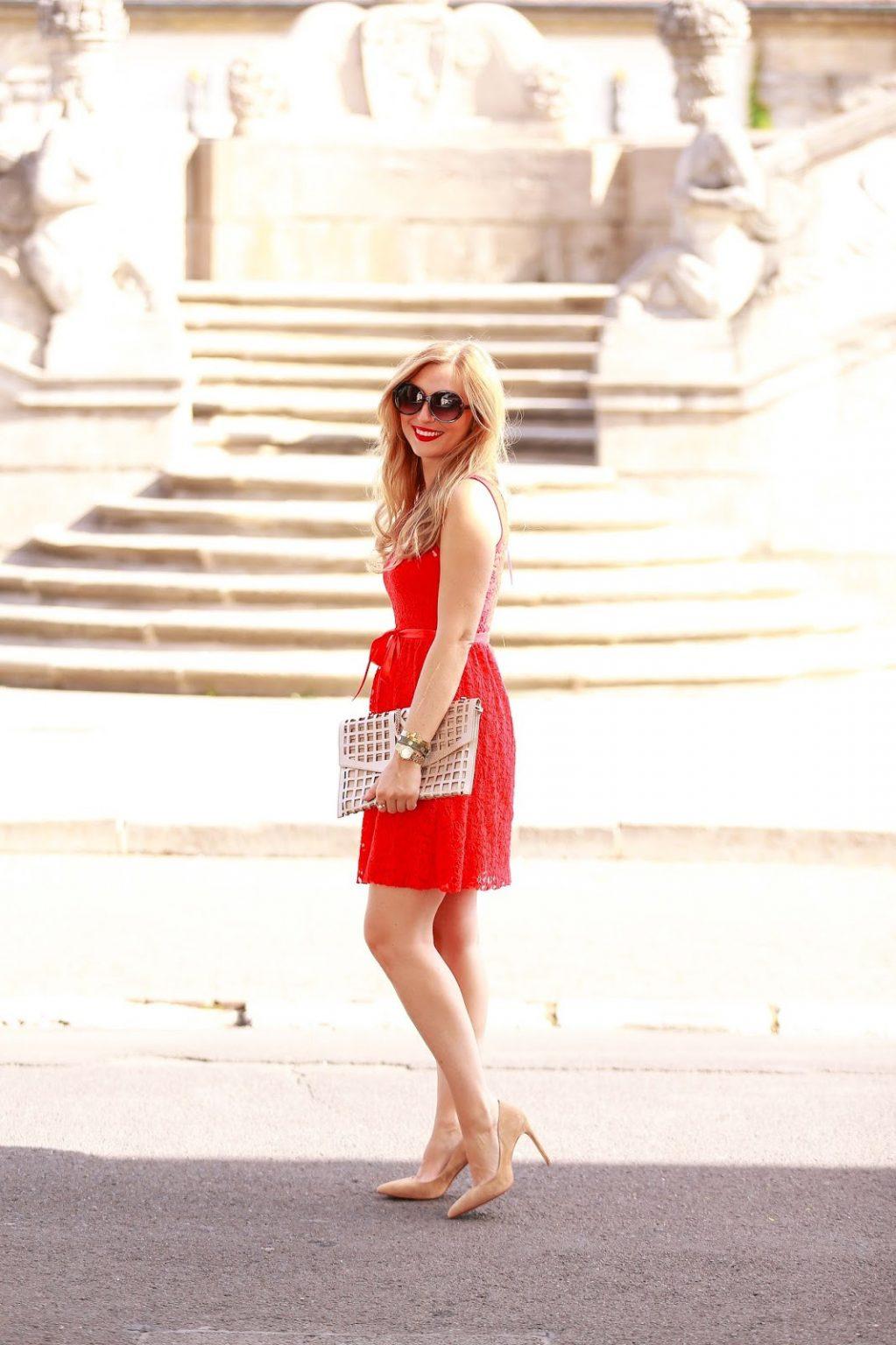 Rotes Kleid Auf Ner Hochzeit  Türkische Hochzeit Kleid