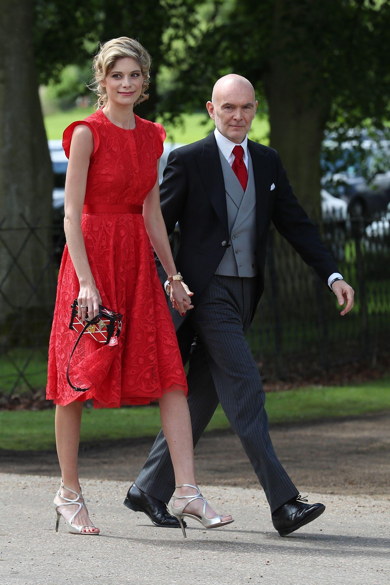 Rotes Kleid Hochzeit Gast Bedeutung
