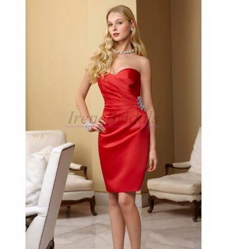 Rotes Kleid Hochzeitsgast  Kleid Hochzeitsgast