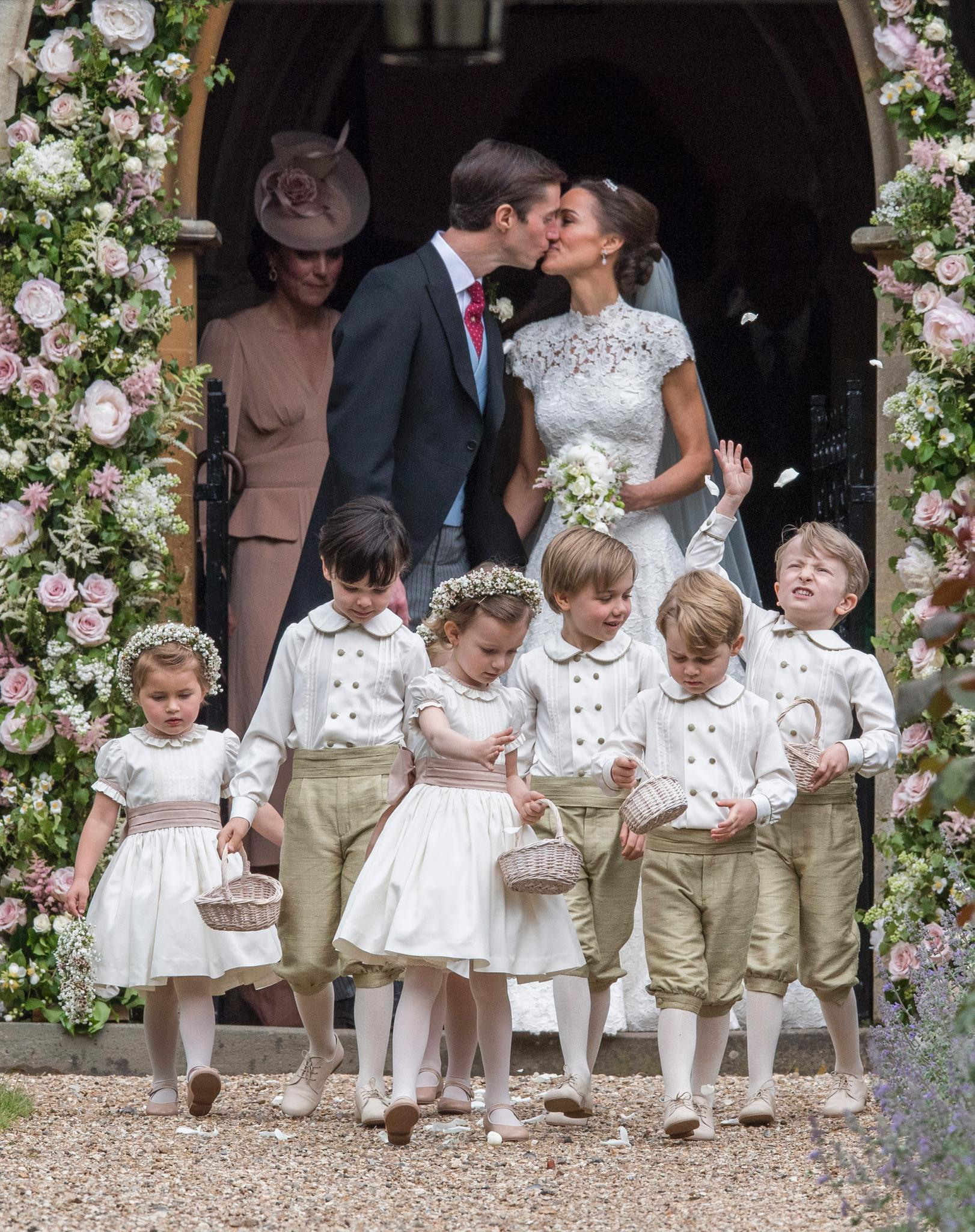 Royale Hochzeit 2018 Prinz George Und Prinzessin