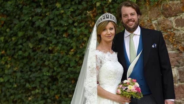 Royale Hochzeitskleider  Braut Hochzeitskleid Kleid