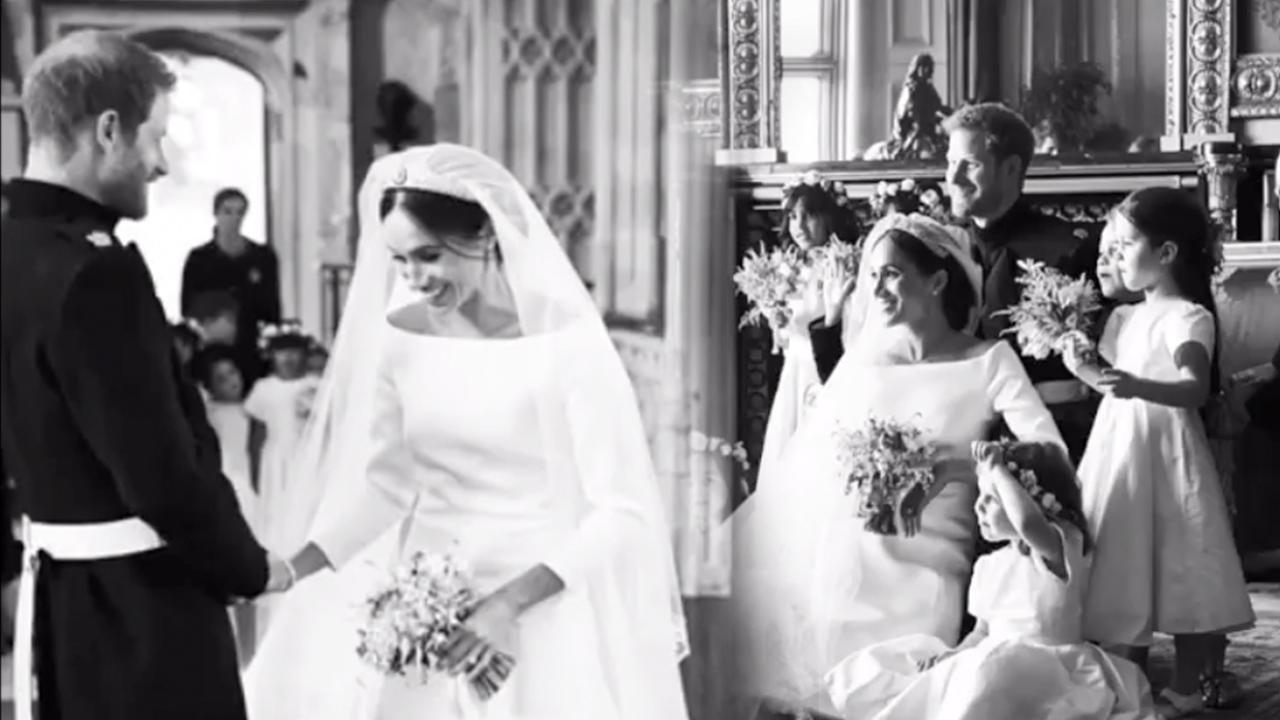 Royals Meghan Und Harry Veröffentlichen Nie Gezeigte