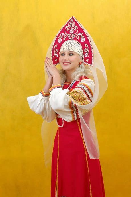 Russische Tracht  Über 80 Neue Produkte Zum Festpreis