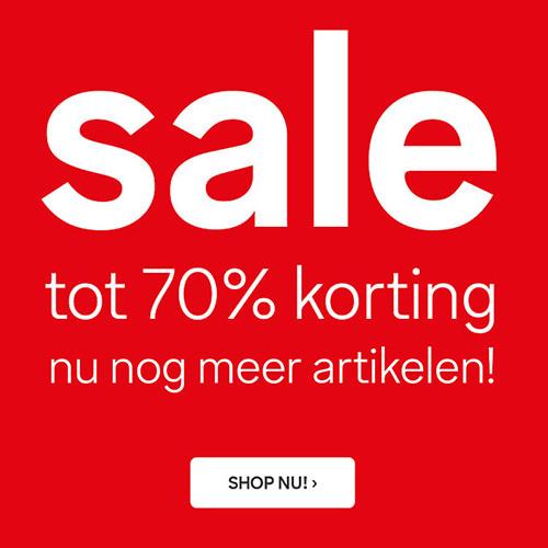 Sale Bij Ca Tot 70 Korting