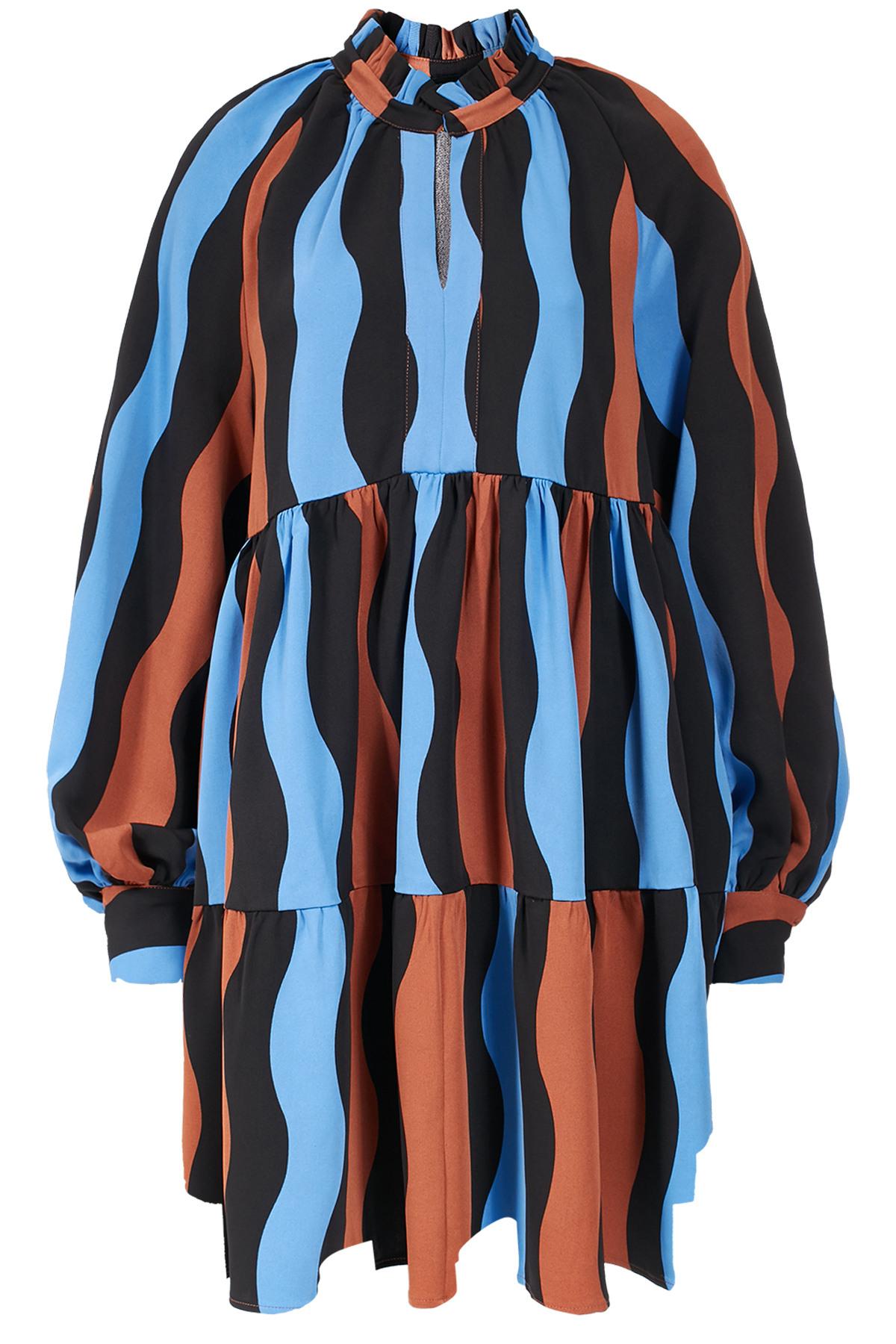 Sale Kleid Jasmine Aus Viskosestretch Von Stine Goya Bei