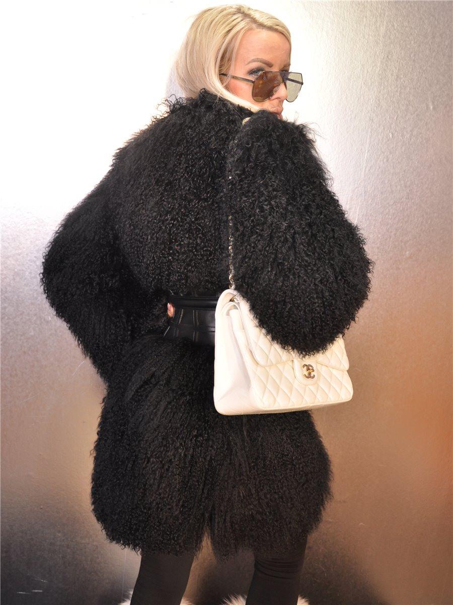 Sale Philipp Plein Fellmantel Mantel Dress Fur Entry Gr