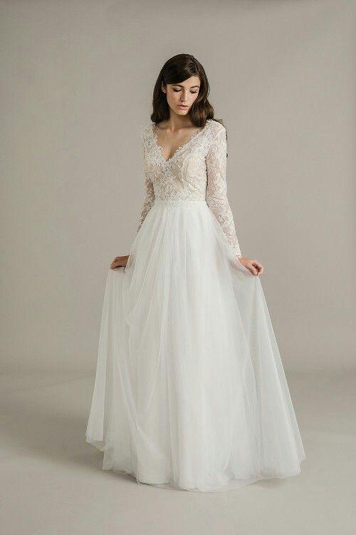 Sally Eagle  Genevieve Gown  Kleider Hochzeit Kleid