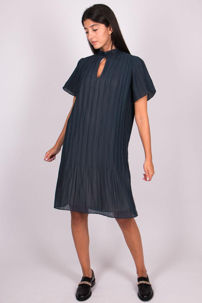 Samsoe  Samsoe 11185 Lady Dress Midnight Blau  P2/Mode