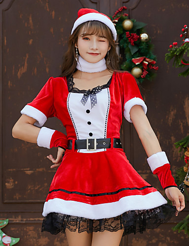 Santa Anzüge  Weihnachtskleid Online  Santa Anzüge