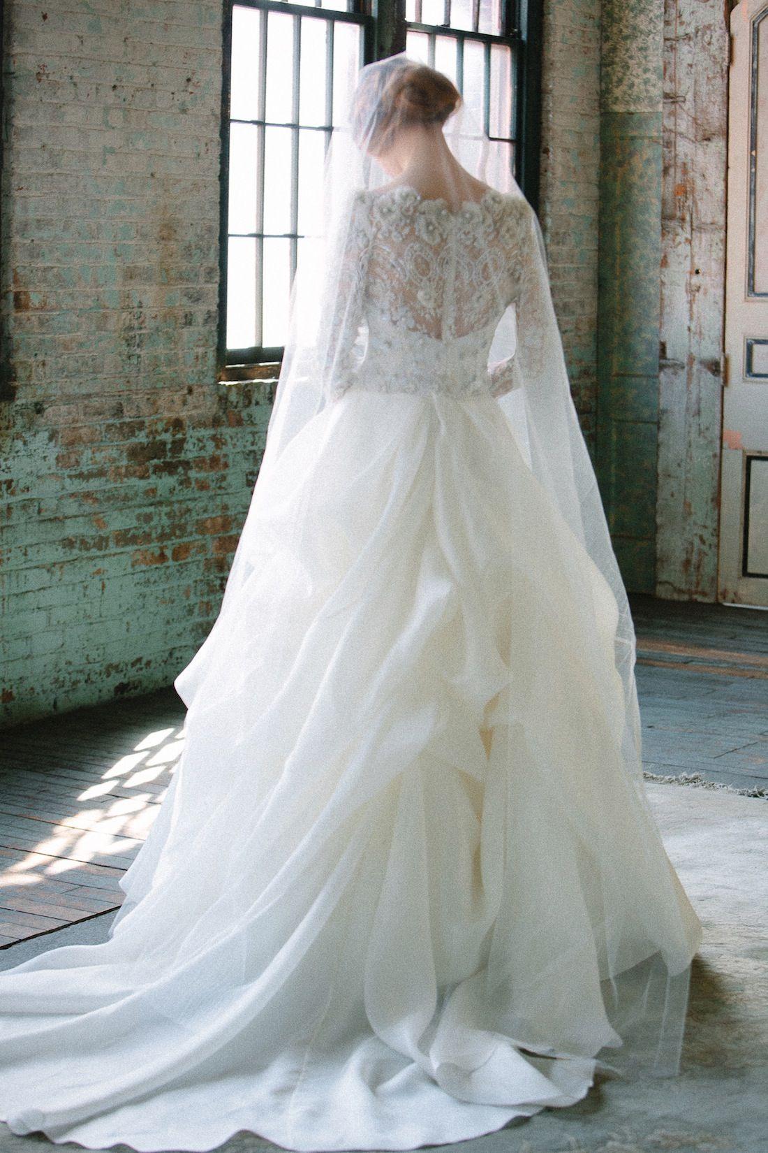 Sareh Nouri  Brautkleid Prinzessin Kleid Hochzeit