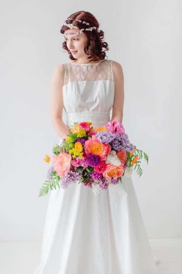 Schlichte Brautkleider Aus Baumwolle I Elementar Moderne