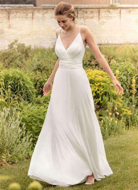 Schlichte Brautkleider Standesamt — Entdecken Sie