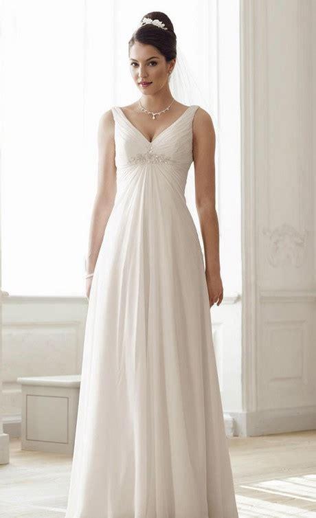 Schlichte Brautkleider Standesamt Winter
