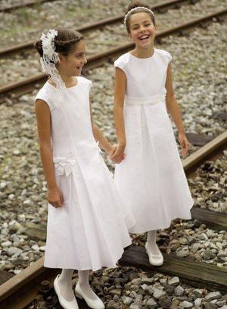 Schlichte Kommunionkleider  Kommunion Kleider Kommunion