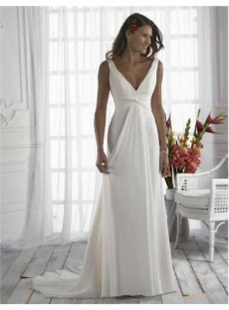 Schlichtes Hochzeitskleid Für Standesamt