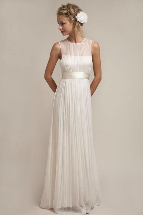 Schlichtes Kleid Für Hochzeit