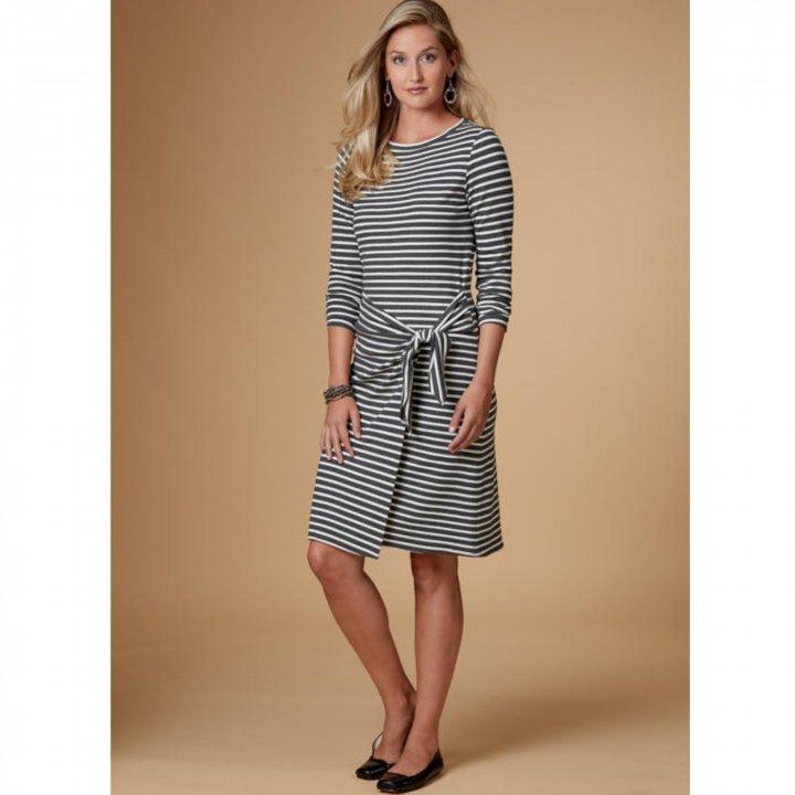 Schnittmuster Butterick 6621 Kleid In 2020  Kleid Nähen