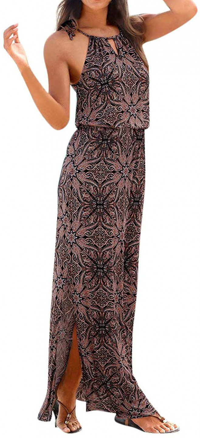 Scholieben Kleid Kleider Sommerkleid Vintage Böhmische