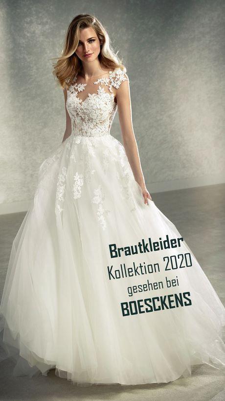 Schöne Hochzeitskleider 2020