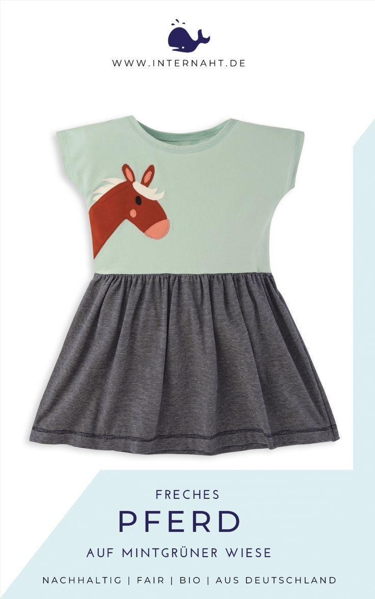 Schöne Kleider  Röcke Aus Bio Baumwolle Für Mädchen In