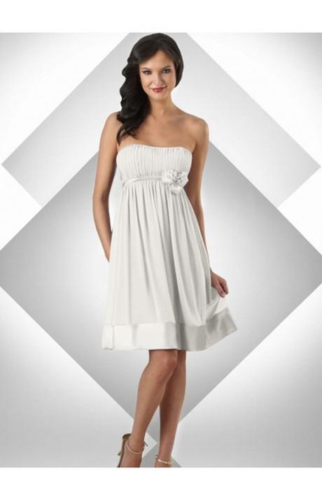 Schöne Weiße Kleider