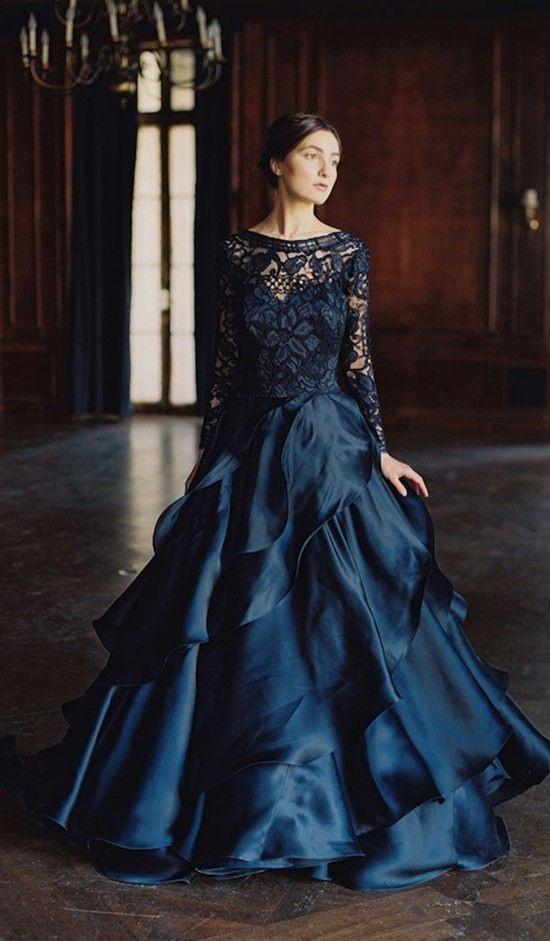 Schwarzes Brautkleid Für Die Moderne Braut  Schwarzes