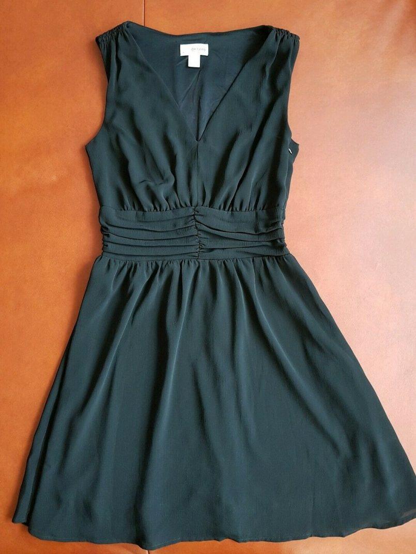 Schwarzes Kleid Gr 32 Esprit De Corp Festlich Elegant